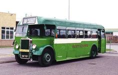 "Most unusually, Southdown turned to Eastern Coachworks to build virtually ""off the shelf"" bodywork for its first batch of 25 post-war Leyland Tiger coaches, ..."