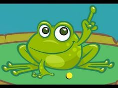 El Sapo - Learn the vowels in Spanish - This is a song about a frog that doesn't wash his feet because he doesn't want to. Each verse changes all the vowels to make a silly sounding song. Spanish Lessons For Kids, Spanish Teaching Resources, Spanish Activities, Bilingual Classroom, Bilingual Education, Kids Education, Teaching Vowels, Alphabet Sounds, Nursery Songs
