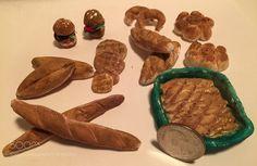 Miniature pastries by ElifArslan