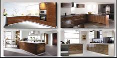 مطبخ مودرن Kitchen Cabinets, Modern, Table, Furniture, Home Decor, Trendy Tree, Decoration Home, Room Decor, Cabinets