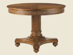 Shop for Tommy Bahama Home Island Estate Cayman Kitchen Table, and other Dining Room Dining Tables at Goods Home Furnishings in North Carolina. Tropical Dining Tables, Round Dining Table, Dining Room Table, Dining Nook, Kitchen Tables, Dining Chairs, Lexington Home, Extension Table, Table Seating