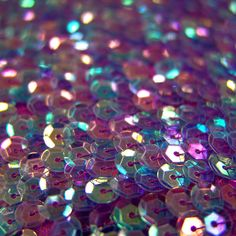 Iridescent Sequins