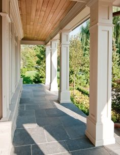 Home Renovation & Addition - Front Terrace, Oakville | whitehallhomes.ca