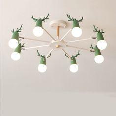 Zen Deer - Novelty LED Lights  Price: 6538.00 & FREE Shipping  #interiordesign Deer Antler Chandelier, Antler Lights, Cheap Chandelier, Chandelier Bedroom, Rustic Chandelier, Chandelier Lighting, Chandeliers, Living Room And Dining Room Decor, Rooms Home Decor