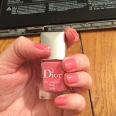 Dior Wild About Pink by purly on the #Sephora Beauty Board