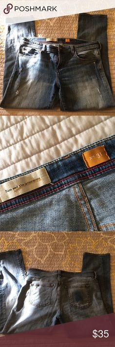 Pilcro and the letterpress jeans Good condition don't fit anymore pilcro and the letterpress Jeans Skinny
