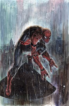 Spiderman by ardian-syaf.deviantart.com on @DeviantArt