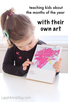 Teach your kid about the months of the year with this one easy trick! Parenting Articles, Kids And Parenting, Parenting Hacks, Education Quotes For Teachers, Preschool Education, Kids Artwork, Attachment Parenting, What Is Positive, Teacher Humor