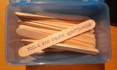 Etxerako jardueren kutxa (I) Homework Box, Activities, Homework Chart
