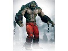 Batman Arkham City Deluxe Action Figure Killer Croc