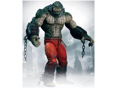 Batman Arkham City Deluxe Action Figure Killer Croc