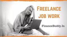 earn money with Freelance job work