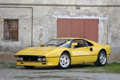 My favoritest car ever - Ferrari 288 GTO (1984)