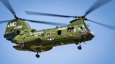 After 51 years of service with the US Marine Corps, the Boeing-Vertol CH-46 Sea Knight flew for the last time 1 August at a retirement ceremony in Chantilly, Virginia. The CH-46 was replaced by the V-22 Osprey.