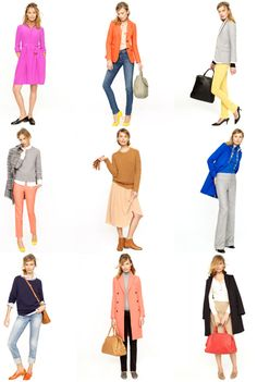 j.crew -I MISS being able to fit into j crew clothes....must lose weight! :(