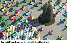 Dunne & Raby 'United Micro Kingdoms'