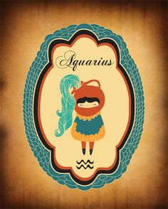 #FaveFive by E.A. Reynolds (Jun. 27, 2014) 5. zodiac sign - Aquarius