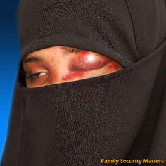 "Family Security Matters-""The Quran gives a man Supreme Authority in marriage.........In Islam the wife is a slave to her husband....Obedience and reverence towards her husband are two of the wife's duties....The wife may receive a beating for every behavior that incites the anger of her husband or for every act that her husband does not like."""