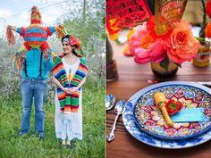Mexican fiesta theme