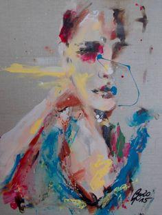 Petra Kaindel, Ways over water, explosion of joy