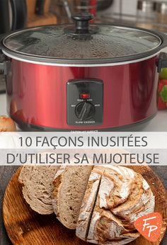 Yummy Food, Yummy Recipes, Crockpot, Slow Cooker, Snacks, Croissants, Aide, Instant Pot, Kitchen