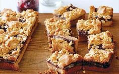 Peanut Butter and Jelly Bars by Ina Garten @FoodNetwork_UK