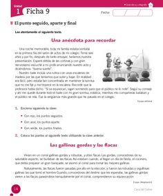 Cuaderno Actividades Lenguaje 4º Spanish Worksheets, Home Schooling, Homework, Grammar, Language, Education, Learn Spanish, Teaching Supplies, Reading Comprehension