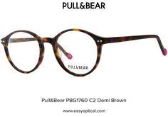 Pull&Bear PBG1760 C2 Demi Brown Eyewear, Bear, Glasses, Brown, Eyeglasses, Eyeglasses, Bears, Brown Colors, Sunglasses