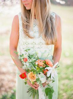 Photography: Olivia Griffin - www.oliviagriffin.com  Read More: http://www.stylemepretty.com/2015/05/14/modern-elegant-french-wedding-inspirtation/