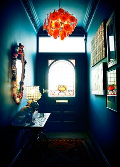 Abigail Ahern - 5 Reasons to go Dark in the Hallway