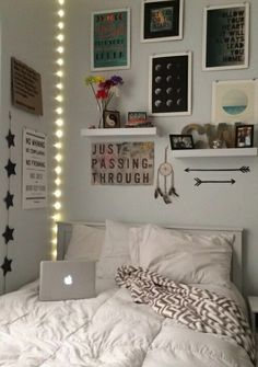 Imagem de room, bedroom, and tumblr