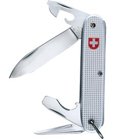 Standard Issue Swiss Army Knife. Everyday. 42.95