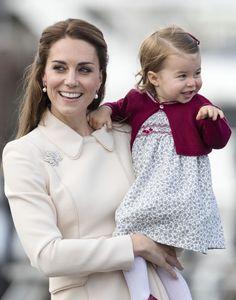 Завершился официальный визит герцога и герцогини Кембриджских в Британскую Колумбию и Юкон.