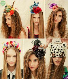 O carnaval já está batendo na porta... Que tal ver algumas dicas de penteado para cair na folia no maior estilo?