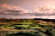 """Padraig Harrington: My 10 Favorite Courses:  Royal Potrush (No. 15 on Top 100 Courses in the World): """"A spectacular links golf course that gives you an opportunity to score as well as punishing you for being wayward."""""""