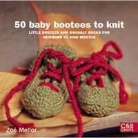 For babies up to nine months, this title provides a collection of baby bootees from the classic to the contemporary. It contains a practice pattern for beginners, a size guide and charts and pattern instructions for every bootee. Tips on embellishments are also included.