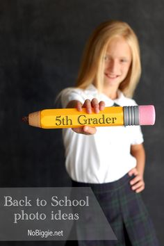 back to school photo idea - NoBiggie.net