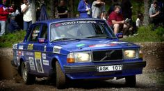 Volvo 244 (1974–1993) - Rally