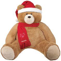 Big Hunka Christmas Love Gift Set - Vermont Bear  #madeintheusa