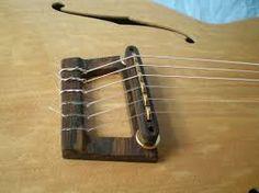 Resultado de imagen de archtop guitar interiors