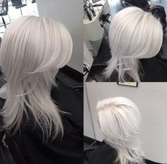 HOW TO: Snow White | Modern Salon Doing this to my hair now and its amazing!!