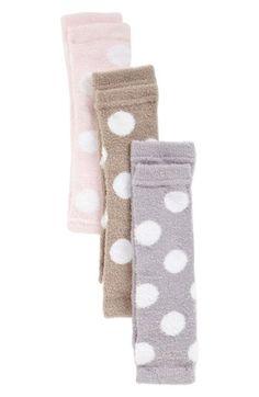 Little Giraffe 'Leggies' Leg Warmers (3-Pack) (Baby) | Nordstrom