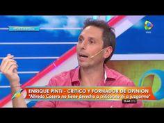 La desopilante ironía de Pinti para responderle a Alfredo Casero