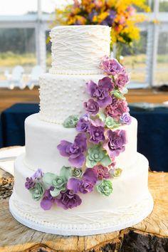 Wedding cake   cake inspiration   Pinterest   Wedding, Cakes and ...