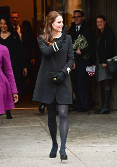 Princess Style: Kate Middleton's Statement Coat