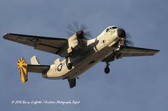 "Grumman C-2A Greyhound US Navy BuNo 162140 VRC-30 22 ""Providers"" Fleet Logistic Support Squadron, NAS North Island, CA"