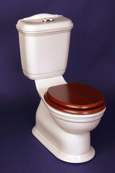 Caroma Colonial 270 Round Dual Flush Toilets