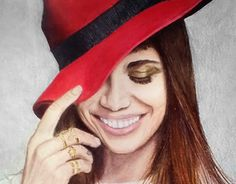 "Check out new work on my @Behance portfolio: ""Portrait - Christina Perri"" http://be.net/gallery/39986045/Portrait-Christina-Perri"