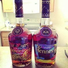 "Hennessy delight. www.LiquorList.com  ""The Marketplace for Adults with Taste!""  @LiquorListcom #liquorlist"