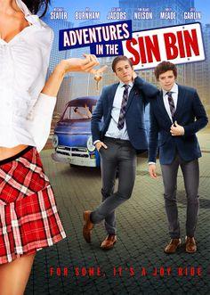 Adventures in the Sin Bin Trailer & Poster
